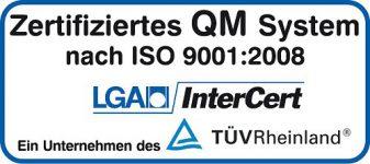 Zertifiziertes Qualitätsmanagement